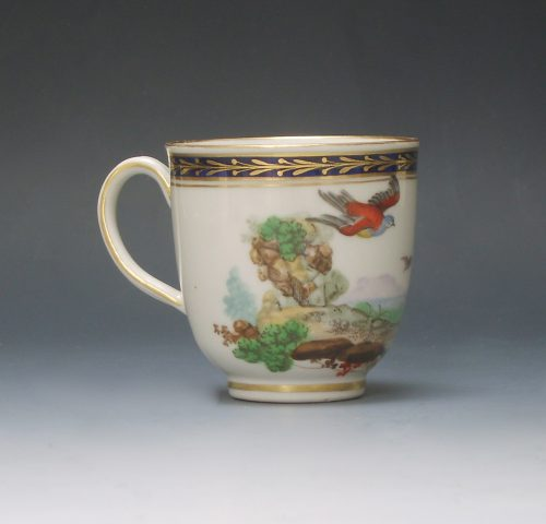 New Hall Duvivier coffee cup